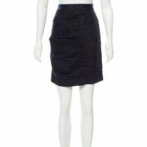 DIANE VON FURSTENBERG Jacquard Skirt Size Large